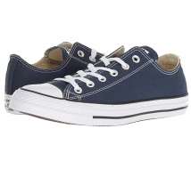 Кеды CONVERSE CHUCK TAYLOR® ALL STAR® CORE OX NAVY (C9697) (Страна США)
