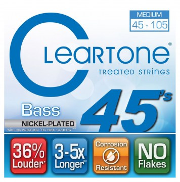 cleartone-6445-coated-medium-electric-bass-guitar-strings