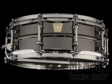 Малый барабан LUDWIG LB416T 14 x 5 Black Beauty Supraphonic